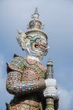 Gigante tailandese Fotografia Stock Libera da Diritti