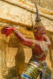 Gigante variopinto tailandese Fotografia Stock Libera da Diritti