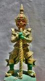 Gigante verde o guardião Imagens de Stock Royalty Free