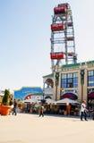 Gigante vienés Ferris Wheel Fotografía de archivo libre de regalías