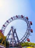 Gigante vienés Ferris Wheel Foto de archivo libre de regalías