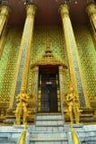 Gigante a Wat Phra Kaew Bangkok, Tailandia Immagine Stock Libera da Diritti