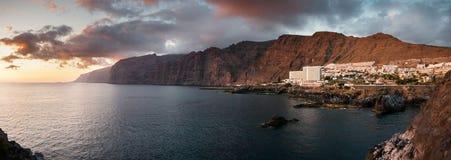 gigantes los Tenerife Fotografia Royalty Free