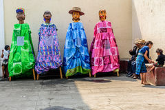 Gigantes, Parramos, Gwatemala Obrazy Royalty Free