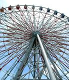 Gigantic Ferris Wheel Stock Photography
