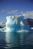 Gigantic iceberg Royalty Free Stock Image