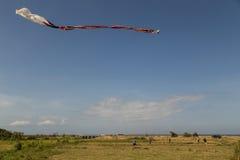 Gigantic Kite Bali Stock Image