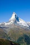 The gigantic Matterhorn Stock Photos
