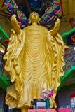 Gigantic Standing Buddha in Tambun Tibetian Buddhist Temple, Perak Royalty Free Stock Image