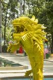 Gigantisk fisk Royaltyfria Bilder
