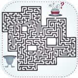 Gigantisk labyrint Royaltyfri Foto