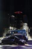 Gigantiska varma hjul Fotografering för Bildbyråer