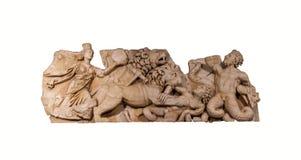 Gigantomachia - bataille avec des géants Photos stock