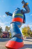 Gigantor-Roboter (Tetsujin 28 gehen) Lizenzfreies Stockfoto