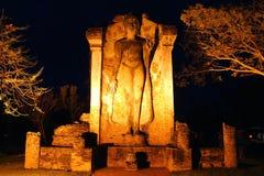 gigantyczna Buddha statua Thailand Obrazy Stock