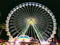 Gigantyczna koło zabawy opłata Zdjęcie Stock