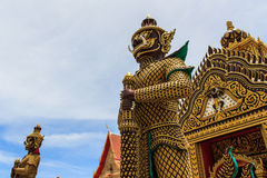 gigantyczna statua obraz royalty free