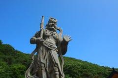 gigantyczna statua Obrazy Royalty Free