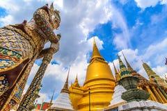 Gigantyczna statua Ravana był oglądającym miarą Obrazy Royalty Free