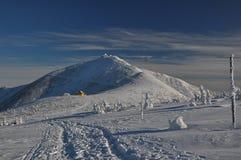 Gigantyczne Góry Fotografia Stock
