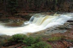 Gigantyczne góry - Mumlava rzeka fotografia stock