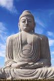 Gigantyczny Buddha. Fotografia Stock