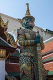 Gigantyczny demon w Uroczystym pałac Bangkok Obrazy Stock