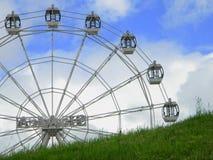 Gigantyczny Ferris koło Zdjęcia Stock