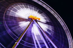Gigantyczny Ferris koło przy Asiatique Obraz Stock