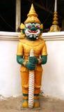 Gigantyczny furtian w Vientiane Laos zdjęcie stock