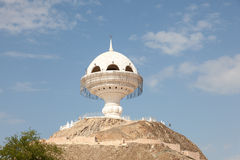 Gigantyczny kadzidłowy palnik w muszkacie, Oman Obraz Royalty Free