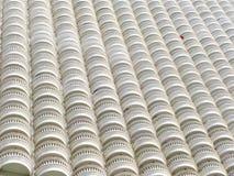 Gigantyczny mieszkań budować Obraz Stock