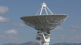 gigantyczny radiowy teleskop zbiory wideo