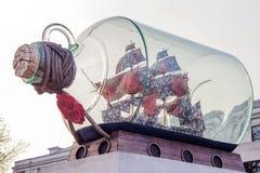 Gigantyczny statek Zdjęcie Royalty Free
