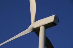 gigantyczny turbiny wiatr Obrazy Royalty Free