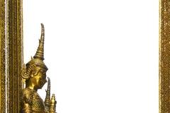 gigantyczny złoto Zdjęcia Royalty Free