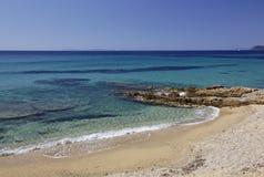 Gigaro beach, French Riviera, France Stock Photo