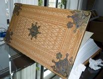 Gigas van de codex riepen ook de bijbel van de Duivel royalty-vrije stock afbeelding