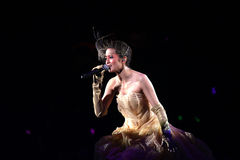gigi συναυλίας hom που κρεμιέτ Στοκ Φωτογραφία