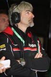 Gigi Dall'Igna Aprilia RSV4 Aprilia Racing Team Royalty Free Stock Image