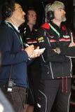 Gigi Dall'Igna Aprilia RSV4 Aprilia Racing Team stock images