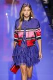 Gigi Hadid walks the runway during the Elie Saab show Royalty Free Stock Photos