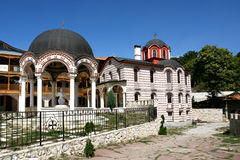 Giginski Monastery St St Kozma and Damyan. Bulgaria Stock Photo