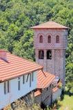 Giginski monastery (Tsarnogorski monastery). Stock Photo