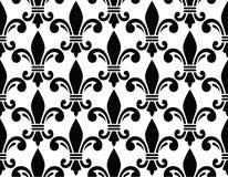 Giglio araldico - progettazione francese di simbolo, organizzazioni d'esplorazione, heralry francese royalty illustrazione gratis