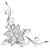 Giglio, elemento floreale royalty illustrazione gratis