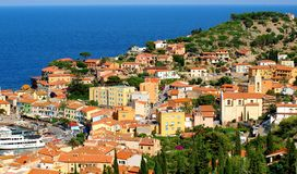 Giglio Island, Tuscany Stock Photos