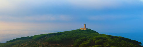 Giglio Lighthouse royalty free stock images