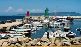 Giglio Porto Obrazy Royalty Free