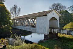 Giilkey Covered Bridge in Oregon Stock Photos